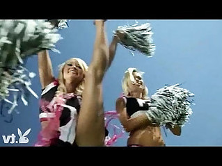 The Lesbian Cheerleader Audition!