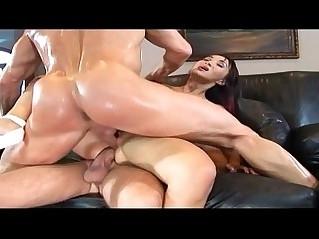 Katsuma gets double penetration