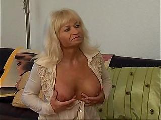 Sexy Mature Granny Blonde Fucking Sex