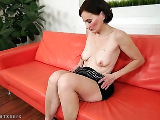 This is why you love mature woman! Alice Sharp, Nick Vargas