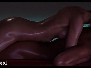 Hot lesbians in stockings Strapless Dildo,Feeldoe Sex from