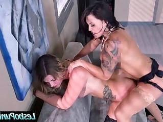 eva jenna Mean Lesbian With Dildos A Cute and Horny Girl 21
