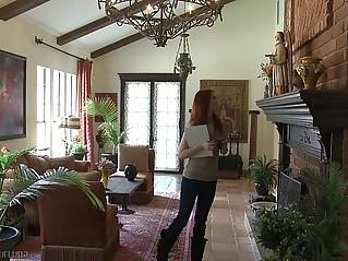 Lesbian house hunter Lena Nicole, Jayden Cole
