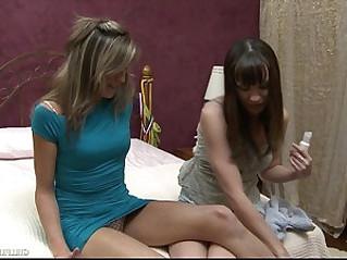 Dana DeArmond and Kara Price Amazing Lesbian love Porn