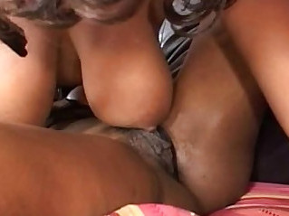 Big Ass Lesbians Licking and fingering Pussy And Masturbating