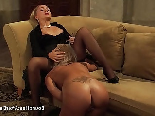 Watch Me Teach Me Mistress Tastes Her Own Pussy Juices